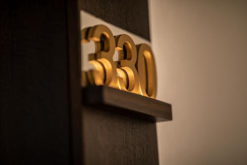 Dom Hotel Zimmernummer