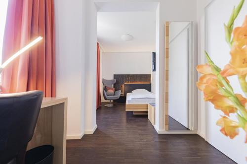 Dom Hotel Augsburg Standard Einzelzimmer